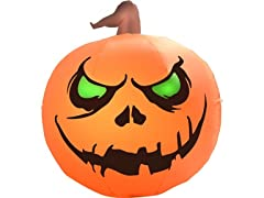 4' Smiling Pumpkin Inflatable