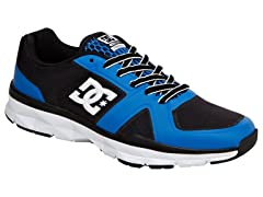 DC Men's Unilite Flex Trainers, Blue/Blk