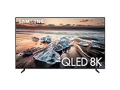 "Samsung 75"" Class Q900 QLED Smart 8K UHD TV"