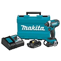 Deals on Makita XDT11R 18V Compact Lithium-Ion Cordless Impact Driver Kit