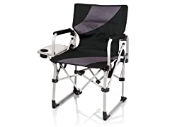 Picnic Time Folding Chair with Table