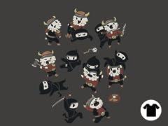 Ninjas vs. Vikings