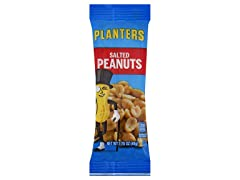 Planters Salted Peanuts - 12 ct