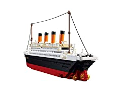 SuSenGo Titanic Building Block Kit