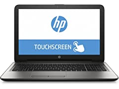 "HP 15.6"" AMD A10 Quad-Core 1TB Touch Laptop"