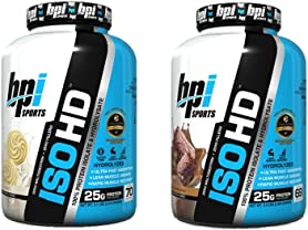 BPI Sports ISO HD 100% Protein