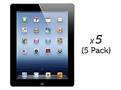 Bulk Packs: Apple iPad (4th Gen) w/Wi-Fi