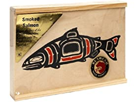 SeaBear Smoked Salmon in Totem Gift Box