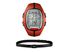 RS300X Heart Rate Monitor Watch - Orange
