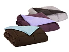 Grand Down Reversible Down Alternative Comforter