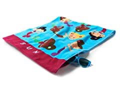 24x50 Kid's Ultimate Towel - Mermaid