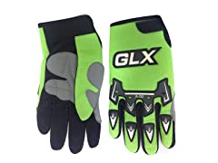 Off-Road Gloves - Green