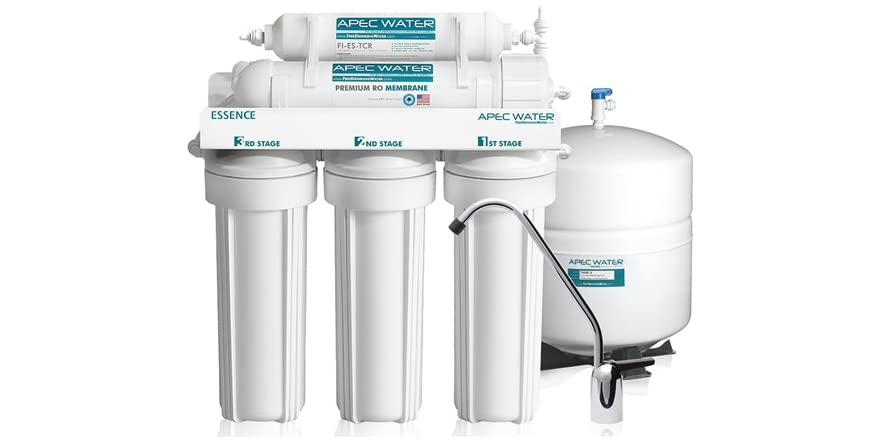 Apec Water 5 Stage Reverse Osmosis Filter