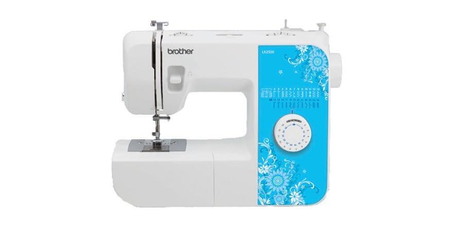 sewing machine lx2500