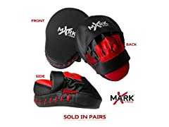 XMark Fitness Focus Hand Mitts - Pair