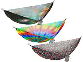 Twisted Root Print Hammocks