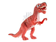 Toy Dinosaur Moving with Lights and Sounds