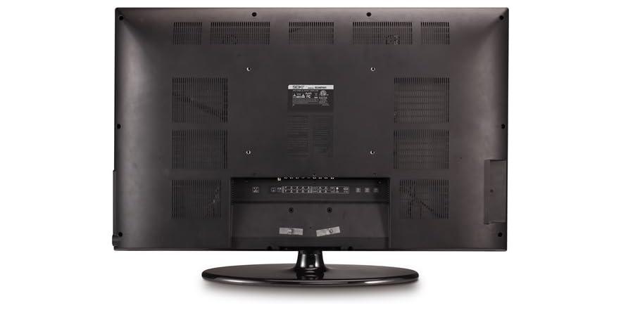 seiki 40 1080p lcd hdtv. Black Bedroom Furniture Sets. Home Design Ideas