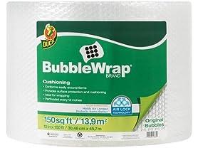 Duck 284054 Brand Bubble Wrap