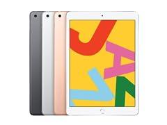 """Apple 10.2"""" iPad 7 32GB Wi-Fi + 4G Unlocked"""