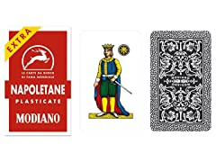 Napoletane 97/25 Modiano Italian Playing Cards