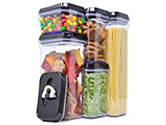 5-Piece Royal Air-Tight Food Storage Container Set