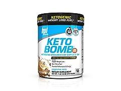 BPI Keto Bomb Ketogenic Creamer