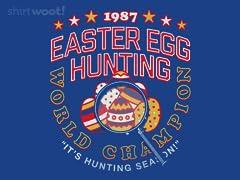 Easter Egg Hunt Champion