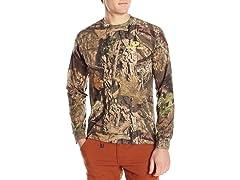 Gildan Mossy Oak Mens Long Sleeve Camo Tee