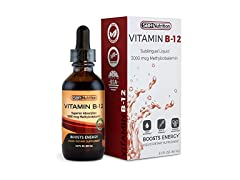 Vitamin B12 Sublingual Liquid Drops