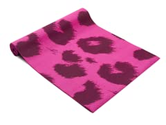 Purple Leopard Yoga Mat