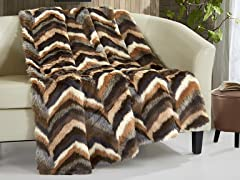 Chic Home Design Orna Throw Blanket