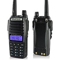 2-Pack BaoFeng UV-82 Dual-Band Two-Way Radio