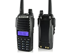 BaoFeng UV-82 Two-Way Radio 2 Pack