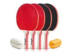 Abco Tech Table Tennis Ping Pong Set