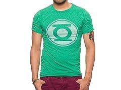 Green Lantern Vintage Logo T-Shirt