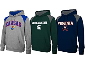 NCAA Men's Polyfleece Hoodies
