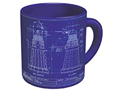 The UPG Dalek Genesis Mug