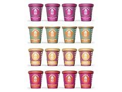 Health Bear Food Co. Oatmeal Variety, 8-Pack