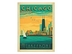 Chicago Lake Michigan