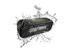 Sharkk Commando BT Speaker w/ PowerBank