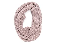 Women's Chenille Infinity Scarf