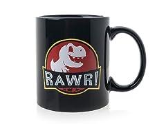 RAWR! Ceramic Mug