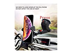 Manords Suction Car Phone Mount