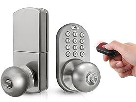Touchpad Doorknob