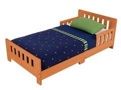 Charleston Toddler Bed- Honey