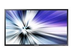 "Samsung LE46C 46"" Full-HD LED Display"