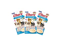 Churu Lickable Creamy Puree Cat Treats
