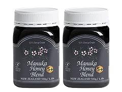 Manuka Honey 5+, 1.1 lb. - 2 Pack