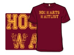 Hogwarts Waitlist